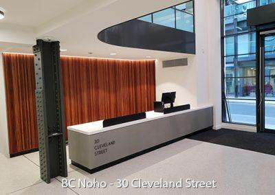 BC Noho – 30 Cleveland Street