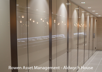 Rowen Asset Management – Aldwych House