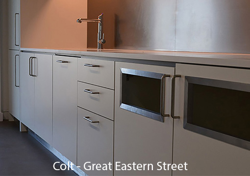 Colt – Great Eastern Street, Shorditch