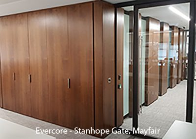 Evercore – Stanhope Gate, London