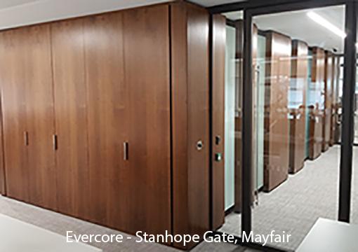 Evercore – Stanhope Gate, London