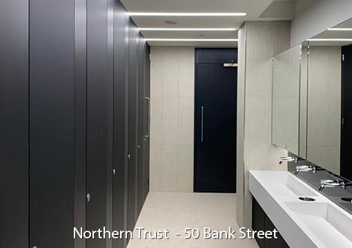 Northern Trust – 50 Bank Street